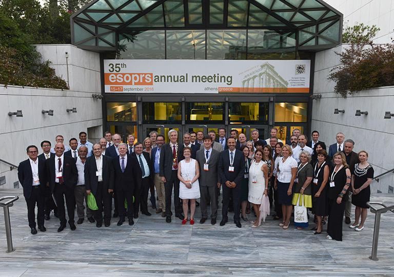 Διακεκριμένοι γιατροί από όλο τον κόσμο βρέθηκαν στην Αθήνα για το 35ο Oφθαλμικής πλαστικής και Eπανορθωτικής χειρουργικής.
