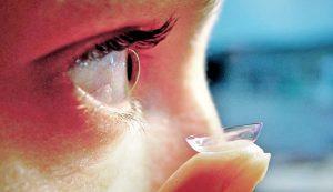 Η ασφαλής χρήση των φακών επαφής απαιτεί προφυλάξεις